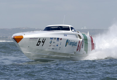 Powerboat P1.