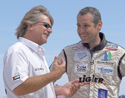 Gillman & Dessertenne, Formula One.