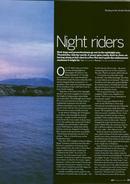 Night riders.