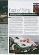 Fear of Flying.