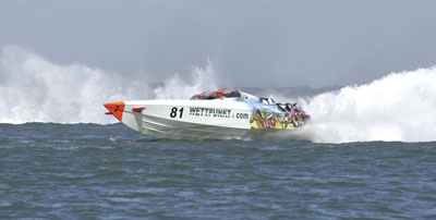Powerboat P1.