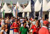 Spectators at the Stena Match Cup Sweden.