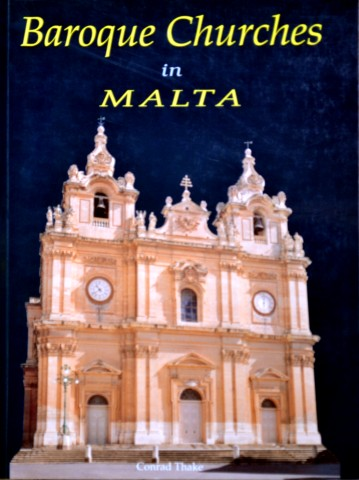 Baroque churches in Malta