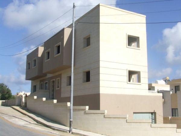 Two semi-detached villas, Xemxija, Malta