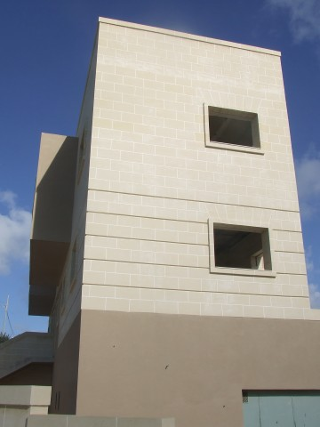 Semi-detached villas, Xemxija, Malta