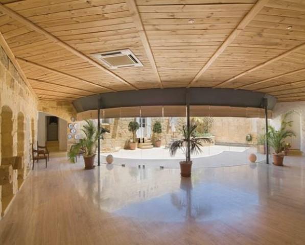 Converted farmhouse, limits of Marsascala, Malta.