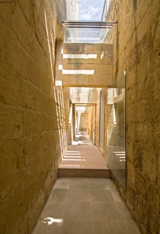 Private residence, Zebbug, Malta