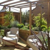 Pergola and Summer House for Outdoor Living