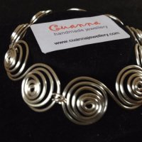 Silver Maigh Nulla bracelet