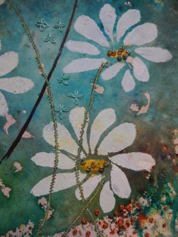 Summer's Day - detail - sold