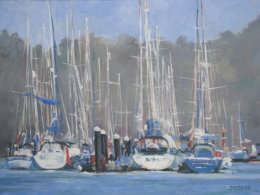 Moorings on the Dart SOLD