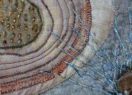 Minerals Hanging detail