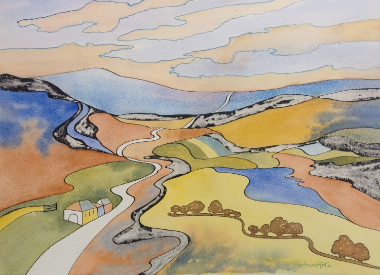 Road to the Fells