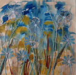 Summer Blues - SOLD
