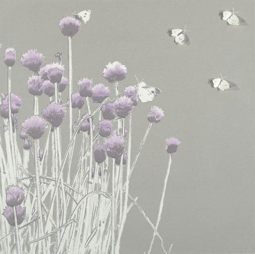 Butterflies and Chives