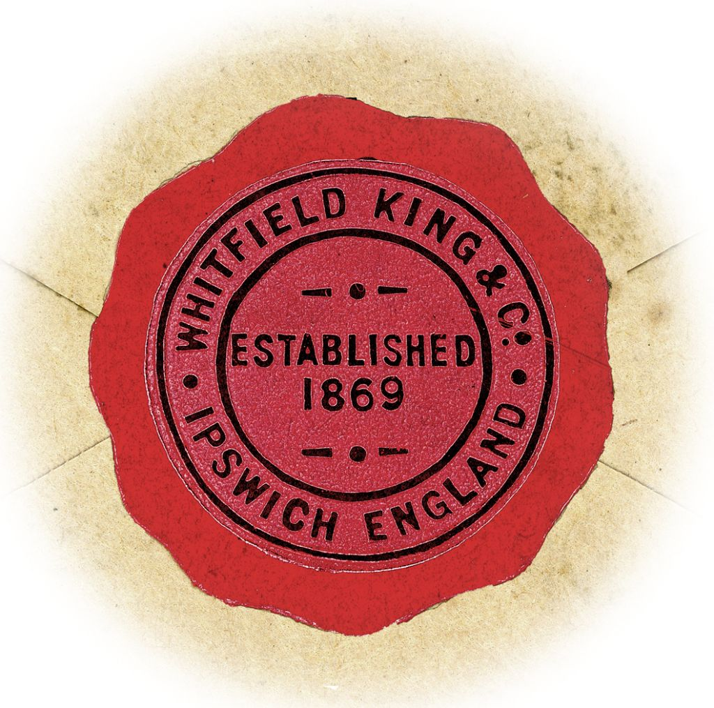 Whitfield King Letter seal