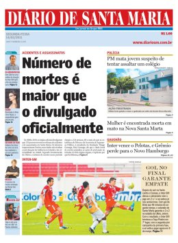 Diario de Santa Maria newspaper
