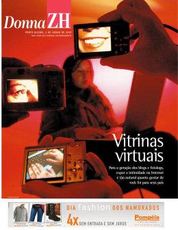 Donna supplement - Zero Hora newspaper