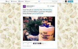 Social Media - Kiehl's for Liberty's twitter