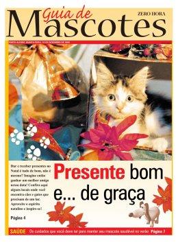 Mascotes supplement - Zero Hora newspaper