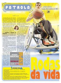Patrola supplement - Zero Hora newspaper