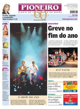 Pioneiro newspaper
