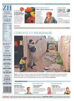 Zero Hora newspaper