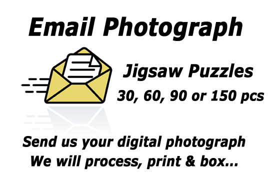 A Jigsaw Puzzle - Your Photograph