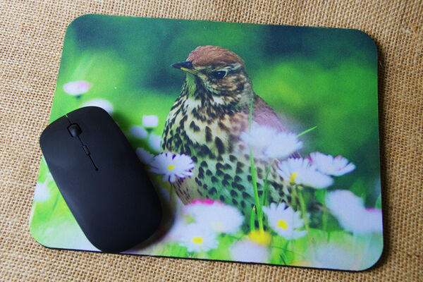 Fabric Computer Mouse Mat