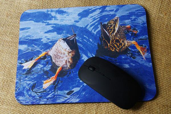 Fabric Computer Mouse Mat