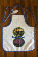 Frog & Toad Apron