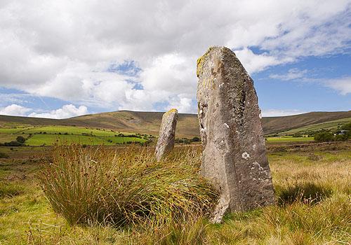 Cerrig Meibion Arthur - Standing Stones