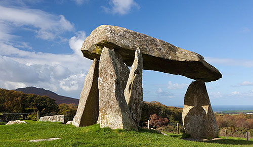 Pentre Ifan - Chambered Tomb