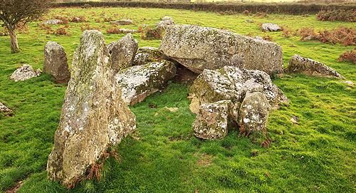 Garn Turne - Chambered Tomb