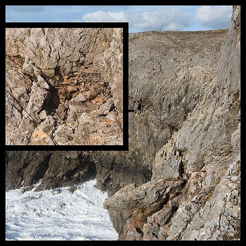Rock - Triassic Deposits