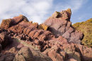Red Sandstone Rocks