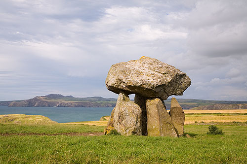 Carreg Sampson - Chambered Tomb