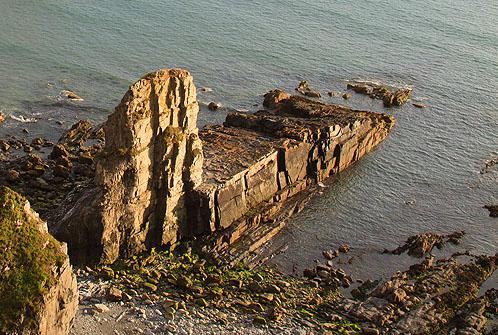 Porth Lleuog (Sea Stack)