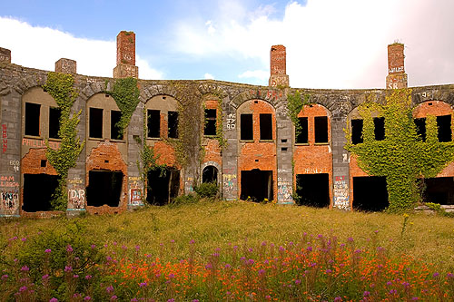 Hubberston Fort