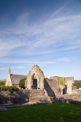 St Dogmael's Abbey