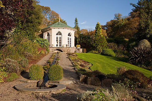 Gazebo - Colby Woodland Gardens
