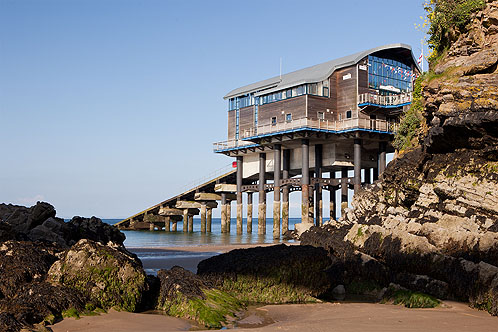 New Lifeboat Station