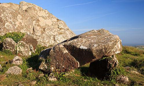 Carn Llidi- Chambered Tomb