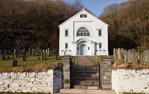 Jabes Welsh Baptist Chapel