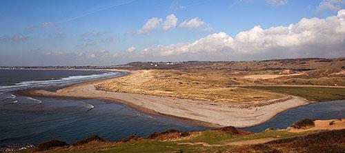 Merthyr Mawr / Afon Ogwr