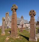 St Brides - Celtic Crosses