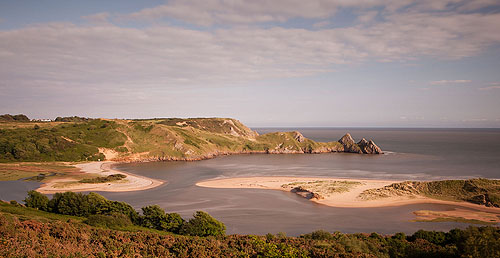 Three Cliffs Bay 2