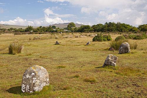 Gors Fawr - Stone Circle