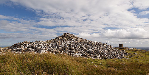Foel Eryr - Cairn / Barrow