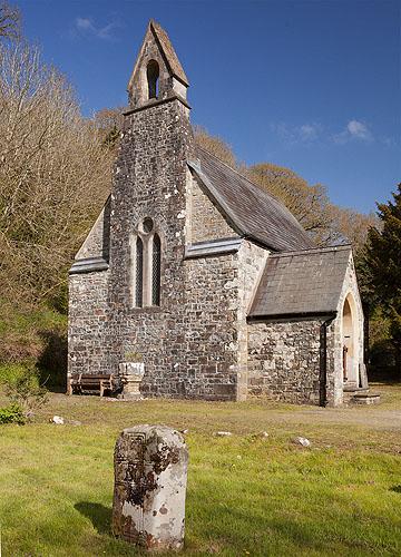Llanychllwydog Church